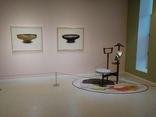 현대미술과 이탈리아 명작 가구의 만남