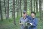 산림경영 맞춤형 기술지도<br>벌초도우미 서비스도 실시