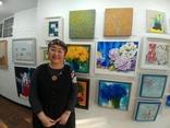 들꽃화가 김영란 '수수꽃다리갤러리·까페' 오픈