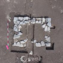 용인시, 서봉사지 5차 발굴조사<br>현오국사탑비 원위치 단서 확인